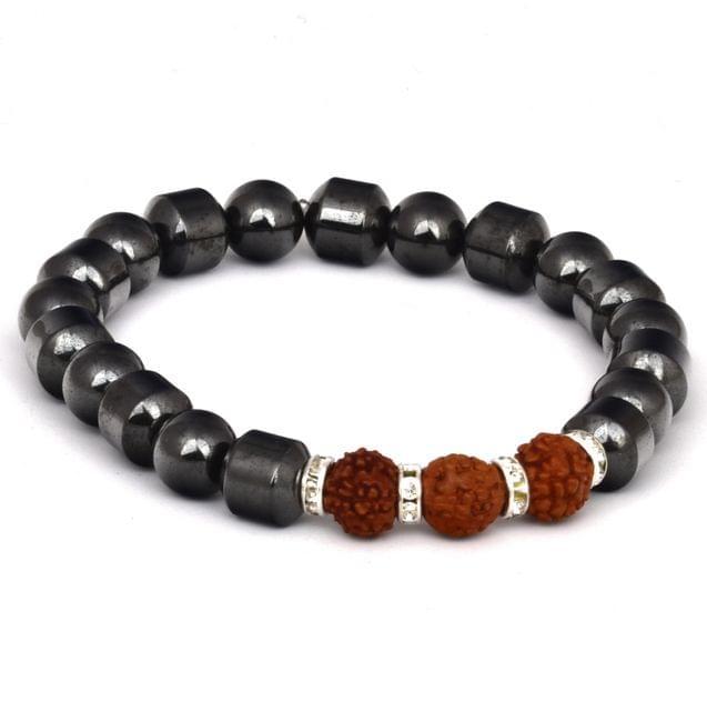Magnetic Beads Mens Bracelet