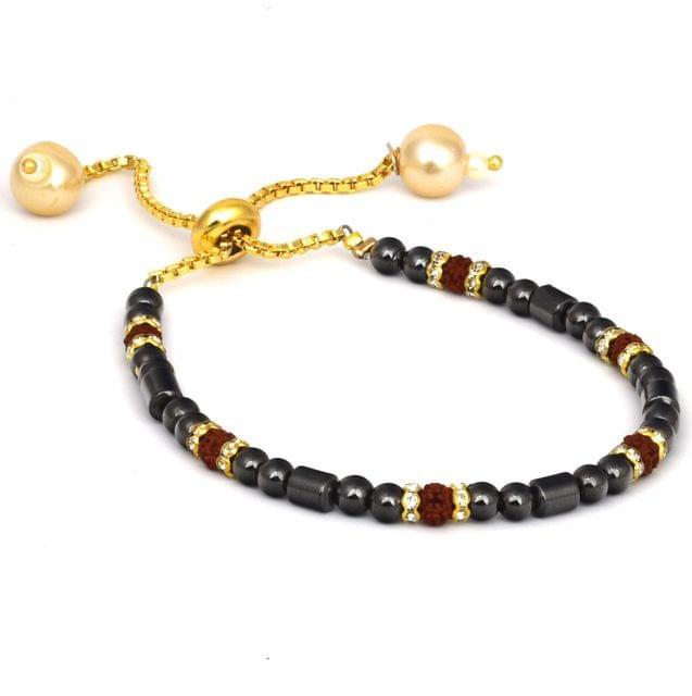 Sparkling Crystals Womens Bracelet