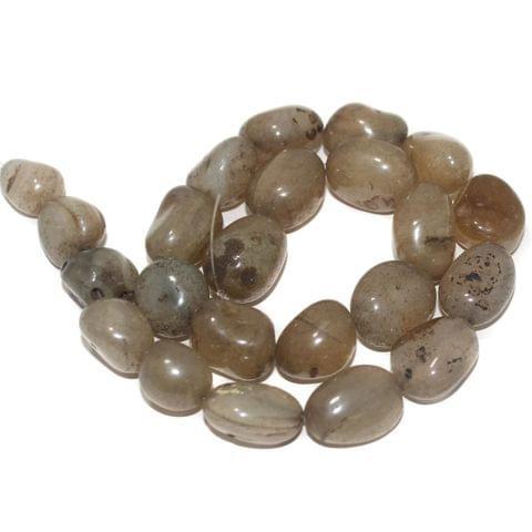 Tumbled Wine Onyx Stone Beads 22-15 mm