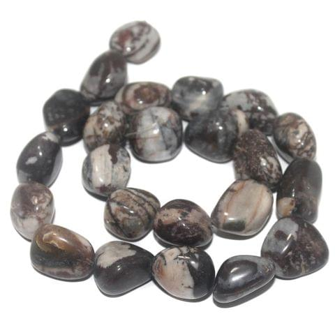 Tumbled Chamtha Stone Beads 20-14 mm