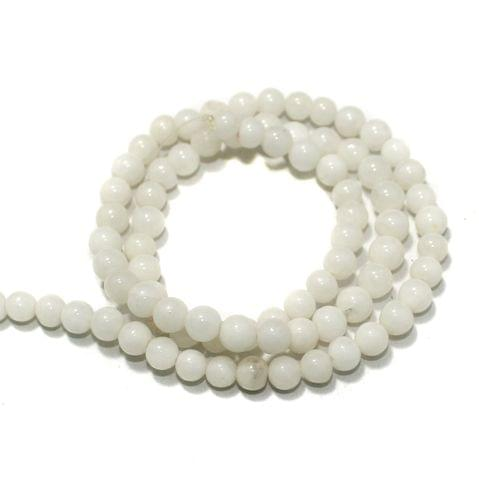 White King Gemstone Beads, Size 05-07mm, Pack Of 1 String