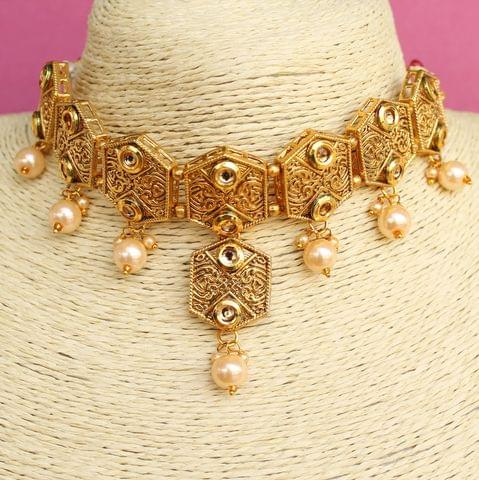 Veerangana temple necklace