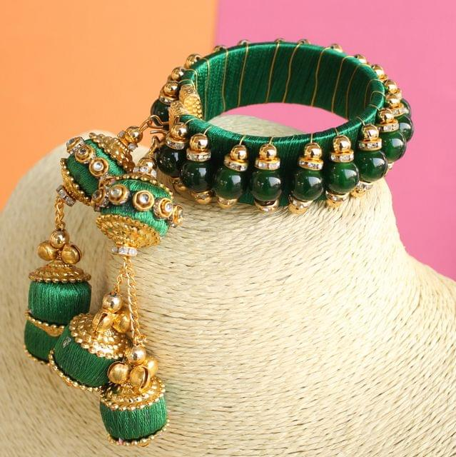 Silk Thread Pavritra Bracelet