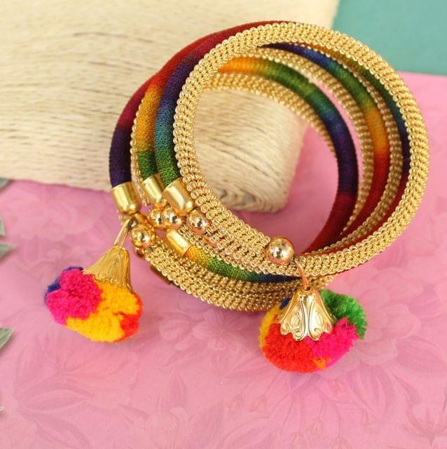 Multilayer Shreeta Bracelet