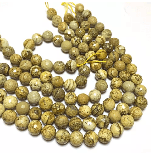 Shaded Agete Beads 12MM 2 String
