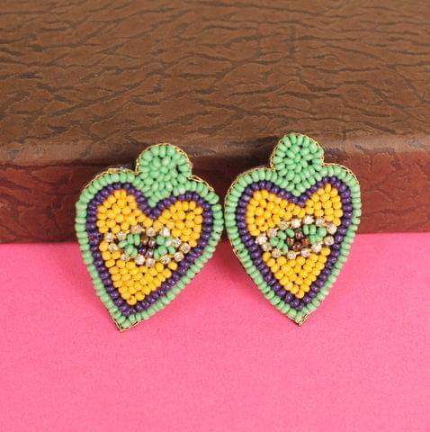 Heart Earring