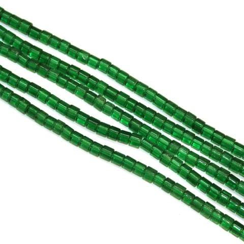 5 Strings Glass Tyre Green