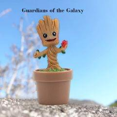Guardians of the Galaxy - Groot Collectible Figure Flowerpot - type4