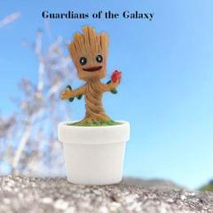 Guardians of the Galaxy - Groot Collectible Figure Flowerpot - type3