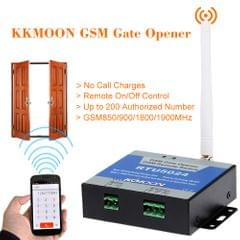 KKmoon� GSM Door Gate Opener Remote On/Off Switch Free Call