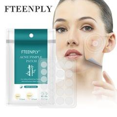 FTEENPLY Acne Pimple Healing Patch Invisible Absorbing Cover - Night Use