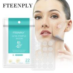 FTEENPLY Acne Pimple Healing Patch Invisible Absorbing Cover - Day Use