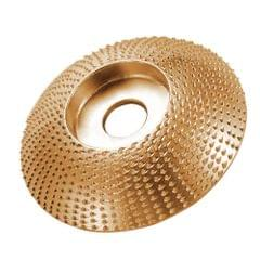 Woodworking Polish Thorn Plate Angle Grinder Abrasive Wheel - Arc