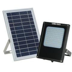 OWSOO Solar Powered Floodlight 120 LED Solar Lights IP65