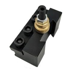 Mini Lathe Cut Off Blade Tool Holder for Quick Change Tool - 2