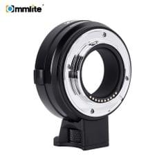 Commlite CM-EF-FX Electronic Camera Lens Mount Adapter Ring