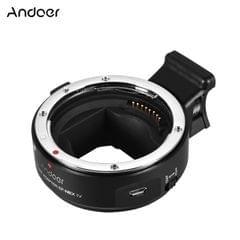 Andoer EF-NEX IV Lens Mount Adapter Ring High Speed Digital