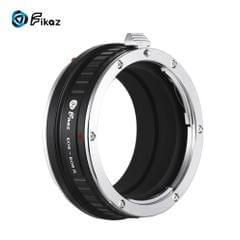 Fikaz High Precision Lens Mount Adapter Ring Aluminum Alloy - EOS-EOSR