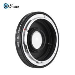 Fikaz High Precision Lens Mount Adapter Ring Aluminum Alloy - FD-EOS