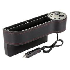 Car Seat Organizer Seat Side Pocket Organizer Gap Storage