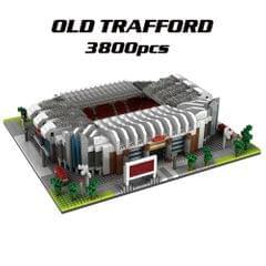 9912-1 Old Trafford Atomic Building Blocks Kit Football