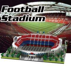 9912-2 Football Stadium Atomic Building Blocks Kit 3500pcs