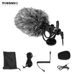 YONGNUO Cardioid Directional Video Microphone with Shock