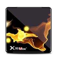 X99 MAX+ Smart Android 9.0 TV Box Amlogic S905X3 4GB / 128GB - EU 128G