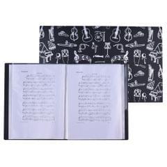 Music Sheet Score File Paper Documents Storage Folder Holder