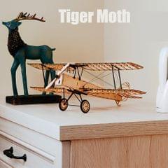 Dancing Wings Hobby VX10 1/18 De Havilland Tiger Moth 400mm