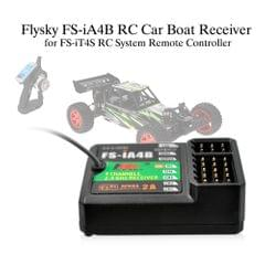 Flysky FS-iA4B RC Car Boat Receiver 2.4GHz 4CH 4.0-6.5V DC