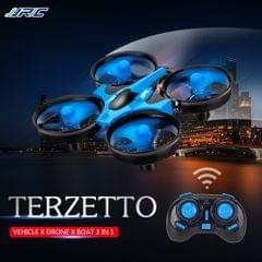 JJRC H36F TERZETTO 3 in 1 Drone Boat Car Water Mode Ground