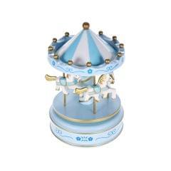 Merry-Go-Round Carousel Music Box Classical Melody Birthday
