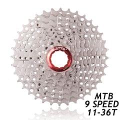 Mountain Bike Flywheel Refitting Parts of Truck Flywheel - 9-speed