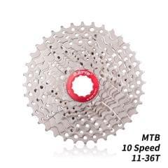 Mountain Bike Flywheel Refitting Parts of Truck Flywheel - 10-speed
