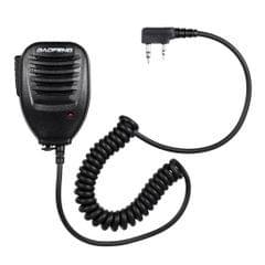 BAOFENG UV-5R Speaker Microphone Walkie Talkie