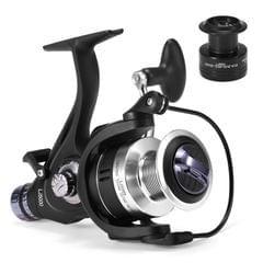 9+1 BB Fishing Reel Dual Brake System Smooth Spinning Reel - LJ5000