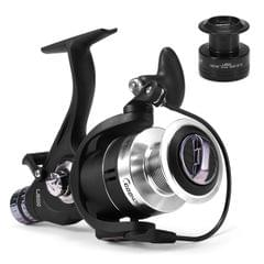 9+1 BB Fishing Reel Dual Brake System Smooth Spinning Reel - LJ6000
