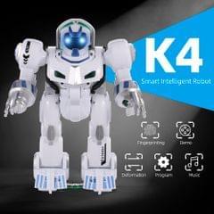 LE NENG TOYS Smart Intelligent Robot K4 Robot Fingerprint