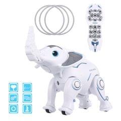 K17 Wireless Elephant Robot RC Robot Bionic Actions Program