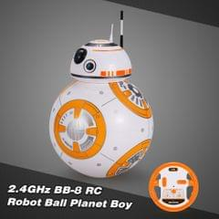 BB-8 2.4GHz RC Robot Ball Remote Control Planet Boy with