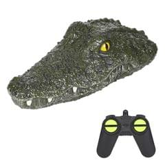 JJRC RC Boat Simulation Crocodile Electric Racing Boat for