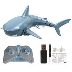 Mini RC Shark Remote Control Toy Swim Toy Underwater RC Boat