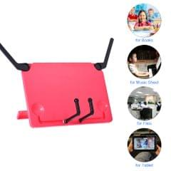 Portable Foldable Music Score Sheet Stand Holder Support