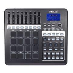 PANDA200 Portable USB MIDI Pad Controller 16 Drum Pads with