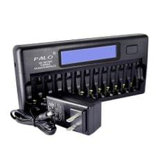 PALO PL-NC30 Universal Intelligent Battery Charger 4 Inch - US Plug