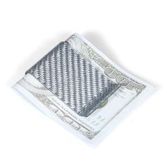 Carbon Fiber Money Clip Classic Design High-end Credit Card