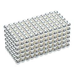 3 mm DIY Magnetic Beads Magic Balls Puzzle Set 432 Pieces