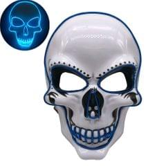Halloween Party Mask LED Scary Flash Mask EL Line Light Mask