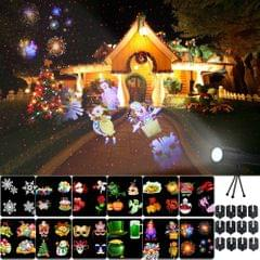 Projection Lights LED Christmas Lights Projector Handheld